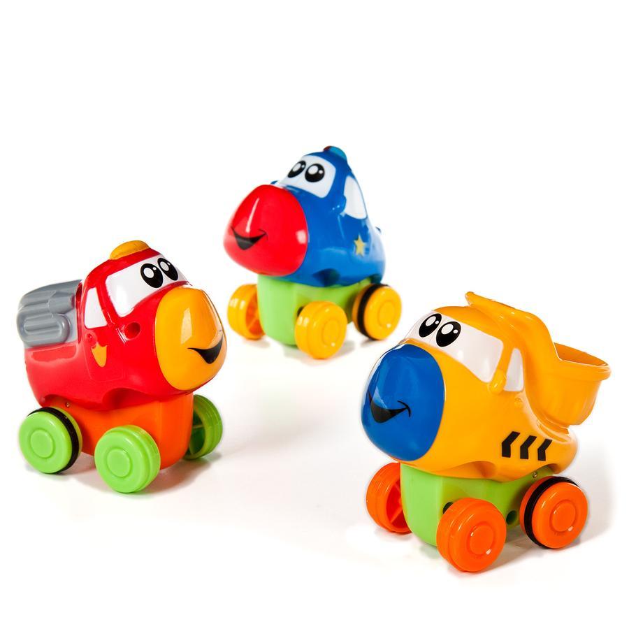 BIECO Press and Go Car mini