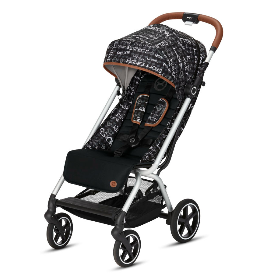 cybex GOLD Passeggino Eezy S+ Strength dark grey-grigio scuro