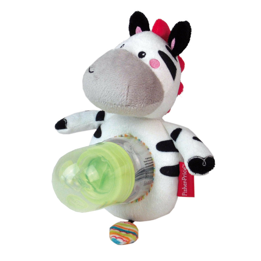 FISHER PRICE Chrastítko Zebra