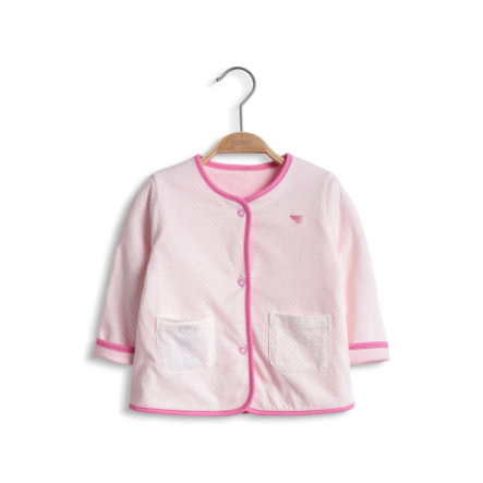 ESPRIT Girls Baby Wendejacke sheer rose