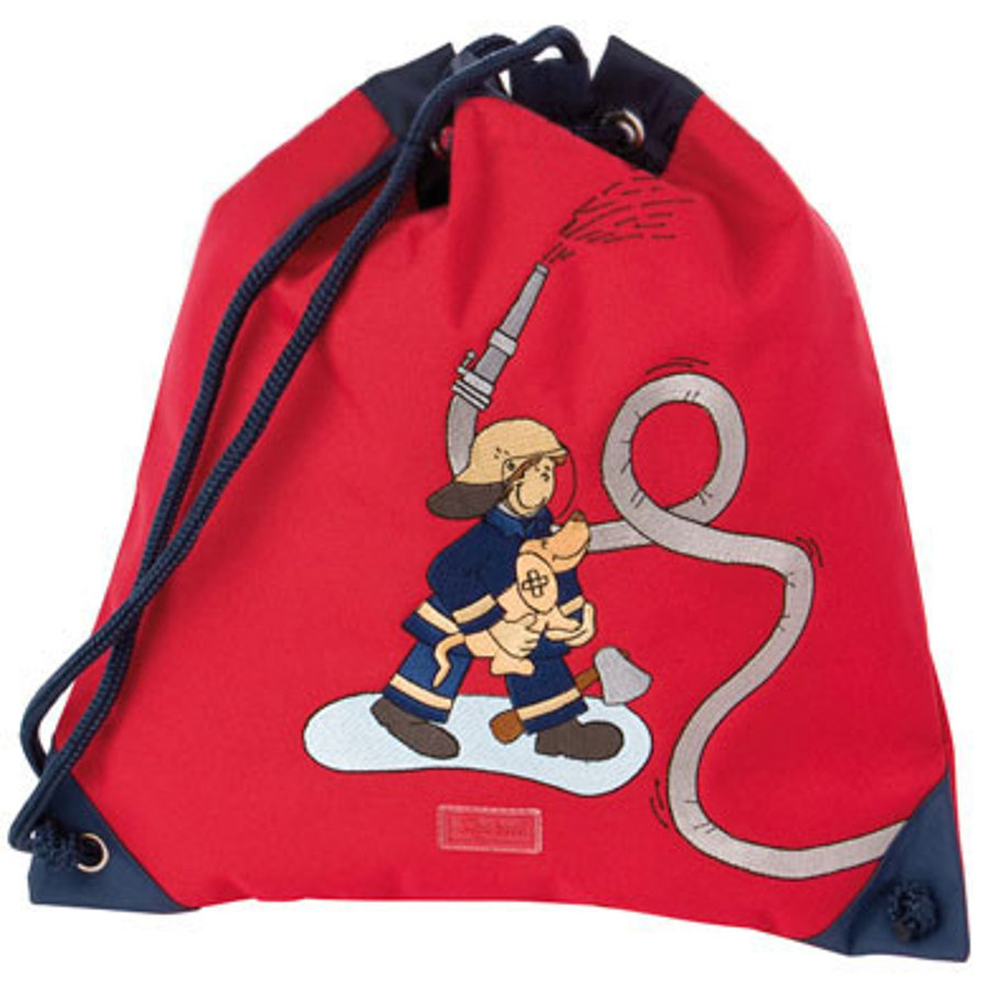 SIGIKID Frido Firefighter Gym Bag