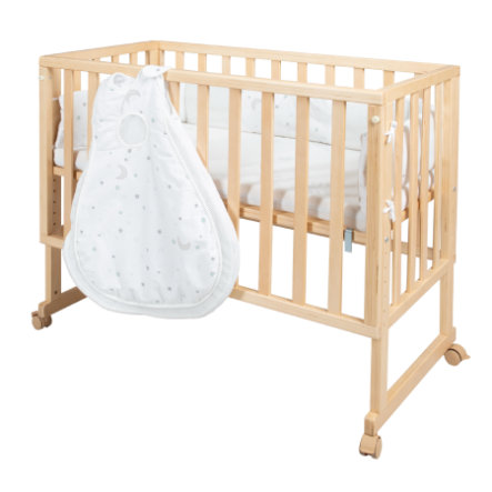 roba Culla co-sleeping safe asleep® 3 in 1 Magia stellare bianco