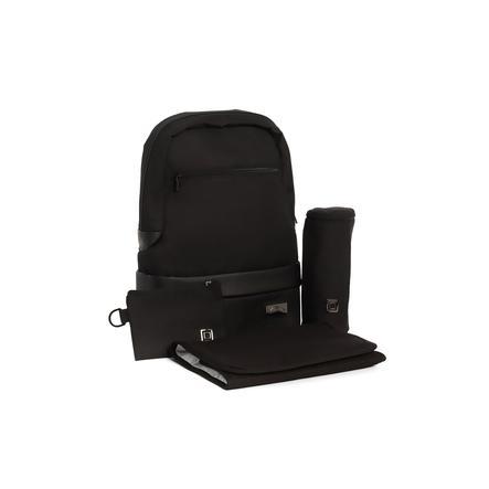MOON Plecak na akcesoria do przewijania Backpack Black Kolekcja 2020