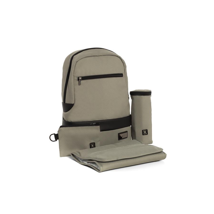 MOON Plecak na akcesoria do przewijania Backpack Taupe Kolekcja 2020