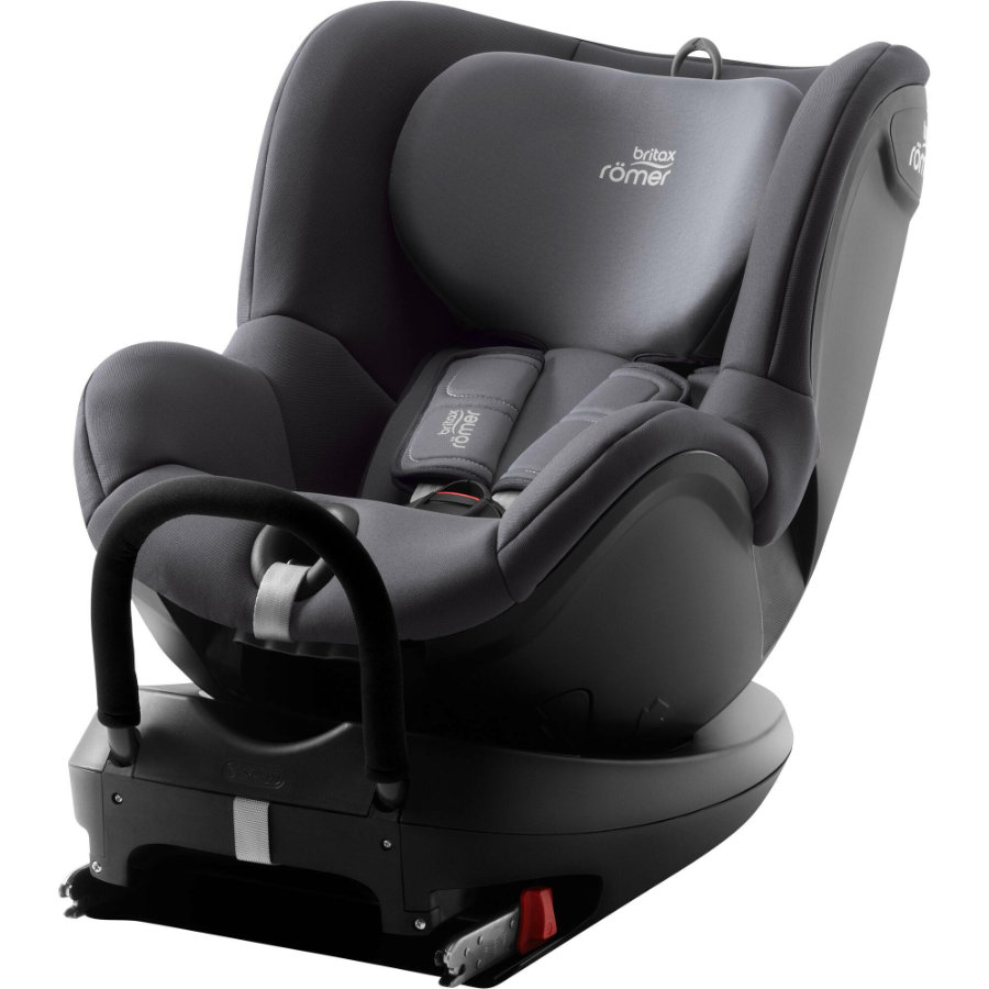 britax römer silla de coche Dualfix² R Storm Gris