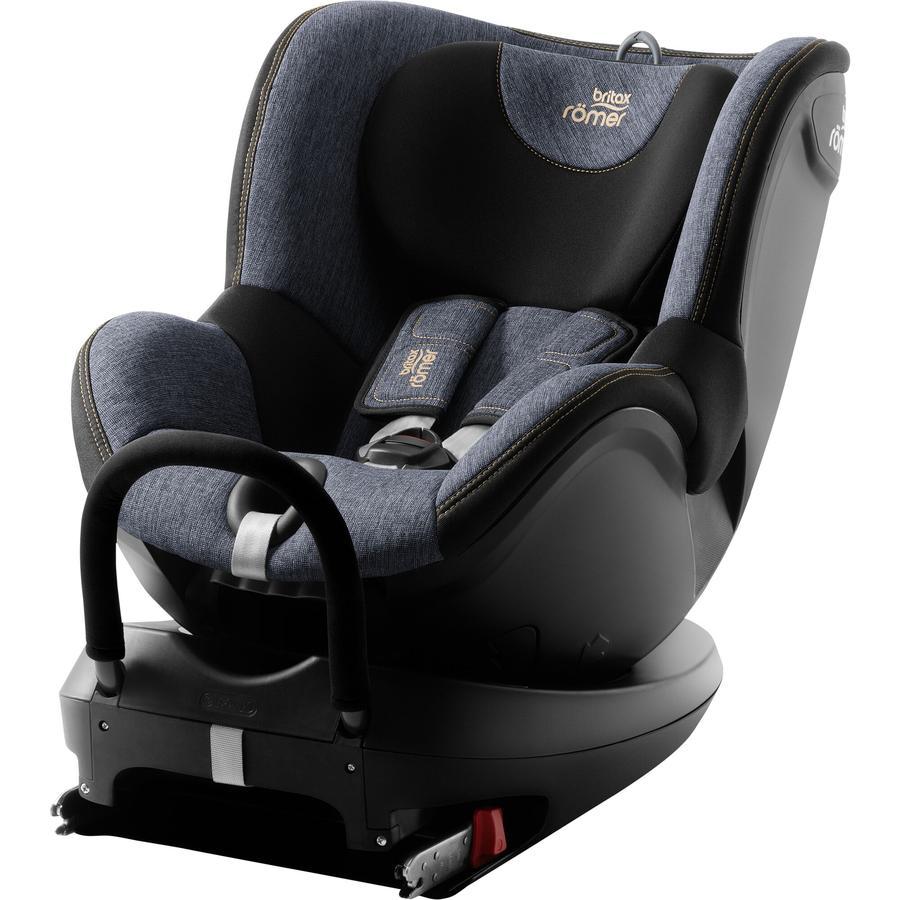 britax römer silla de coche  Dualfix² R Blue Marble