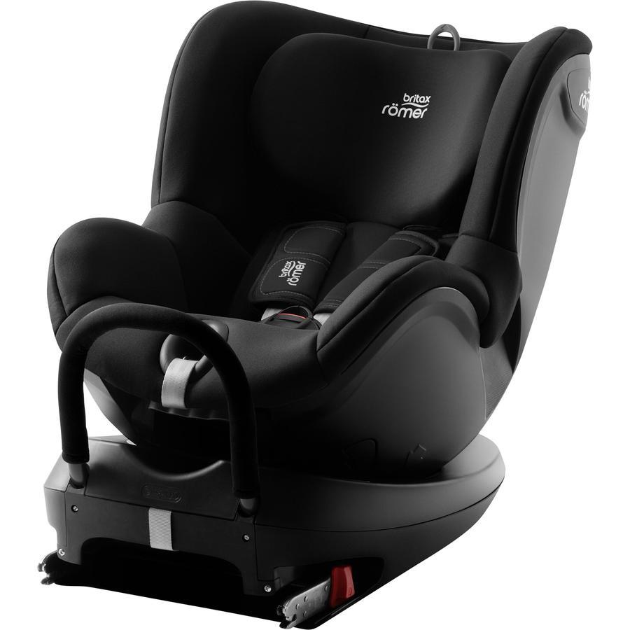 BRITAX RÖMER Fotelik samochodowy Dualfix 2 R  Cosmos Black