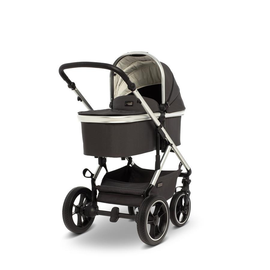 MOON Wózek dziecięcy Kombi Nuova Anthrazit Kolekcja 2020
