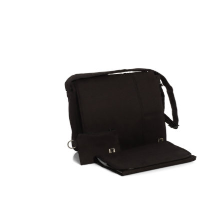MOON Wickeltasche Black Kollektion 2020