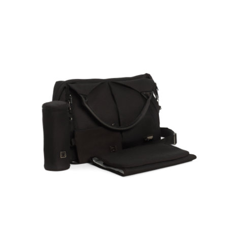 MOON Wickeltasche Fashion Black