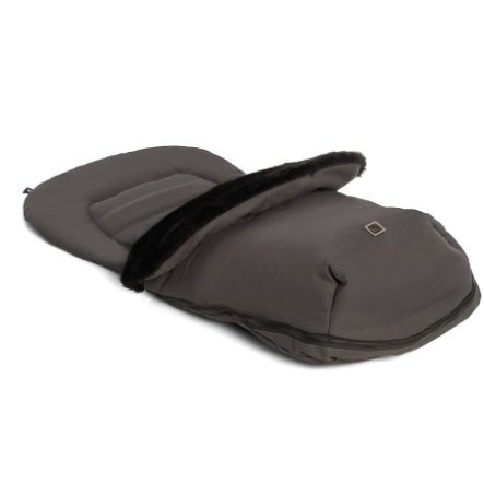 MOON Śpiworek na nóżki Anthrazit Kolekcja 2020