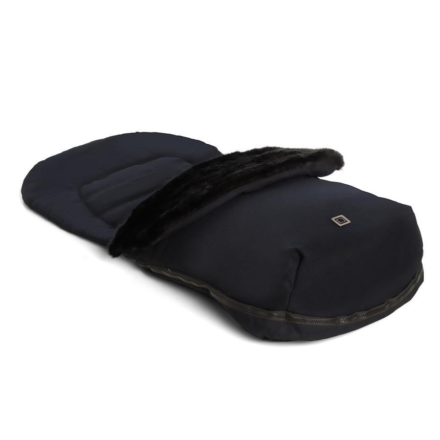 MOON Śpiworek na nóżki Navy Kolekcja 2020