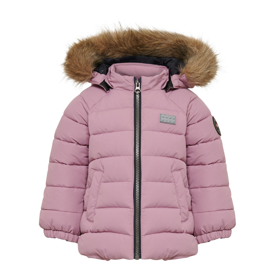 LEGO® WEAR Giacca invernale LWJESSICA 700 Rose