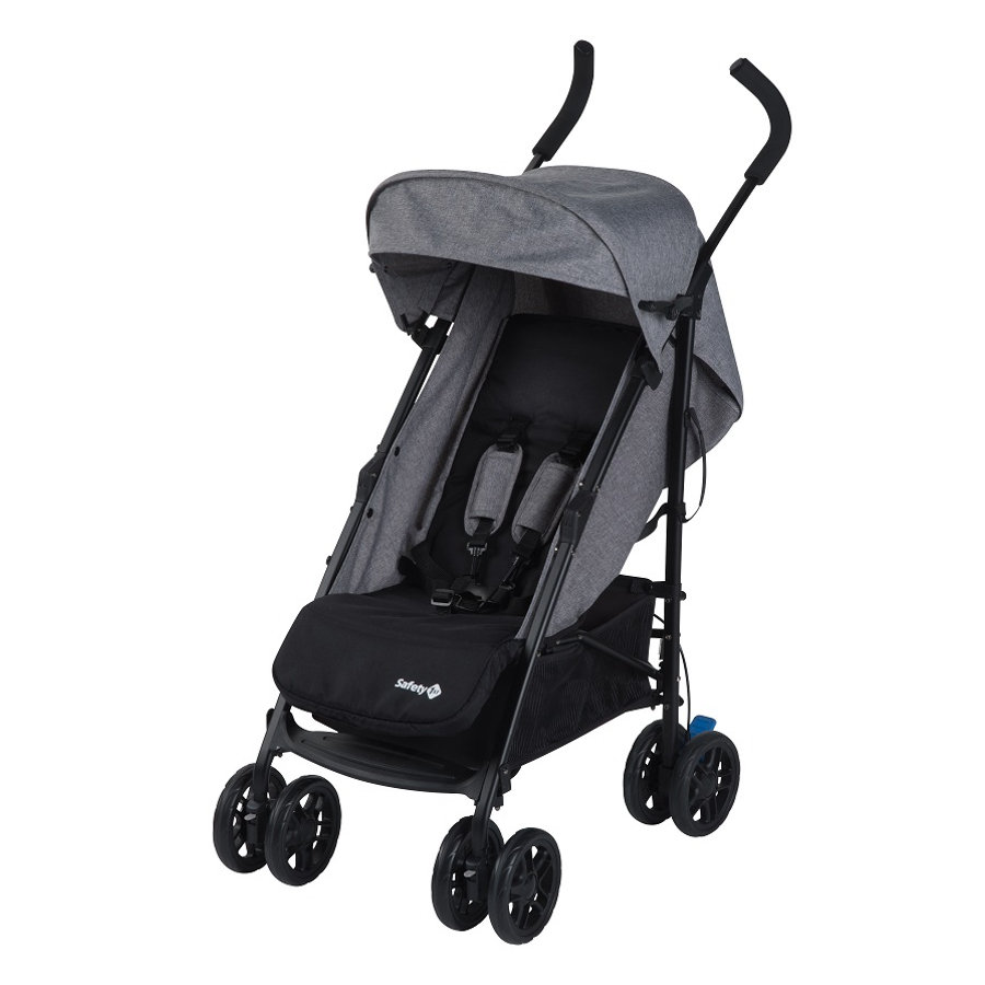 Safety 1st Silla de paseo Up to me Negro Chic