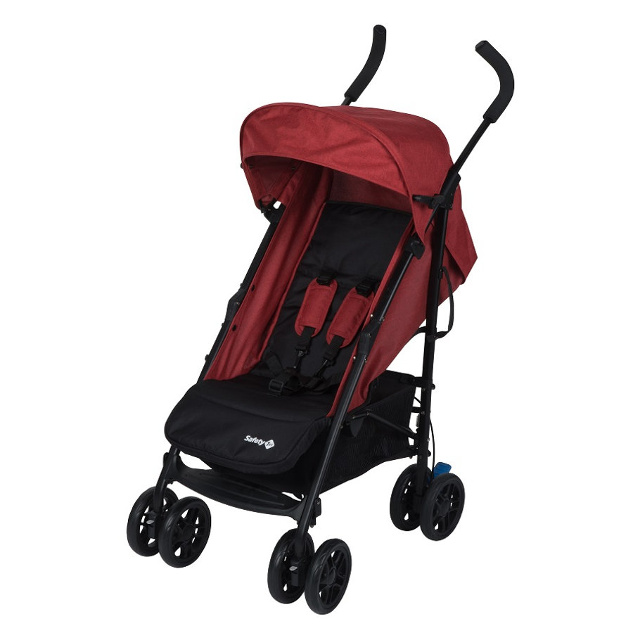 Safety 1st Sittvagn Up to me Ribbon Red Chic