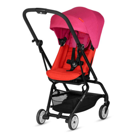 cybex GOLD Barnevogn Eezy S Twist Fancy Pink