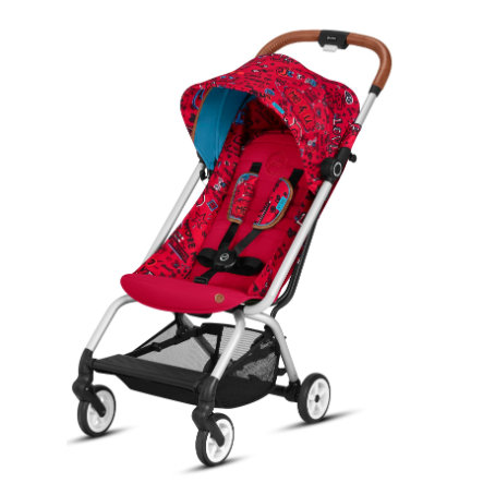 cybex Sittvagn Eezy S Love Red-rot