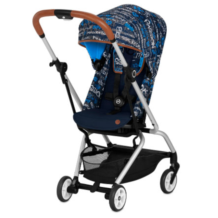 cybex GOLD Kinderwagen Eezy S Twist Trust Blue - blau