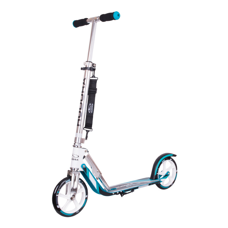 HUDORA Monopattino Big Wheel 205 turchese 14751