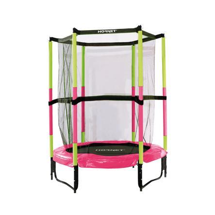 HUDORA® Hornet Sicherheitstrampolin Jump in, pink 65609