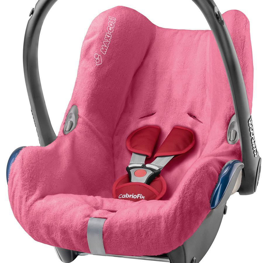 MAXI COSI Kesäpäällinen turvaistuimille Cabriofix ja Citi SPS, Pink