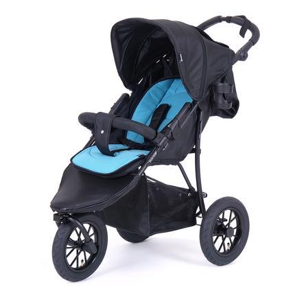 knorr-baby Passeggino sportivo FunSport3 nero-blu