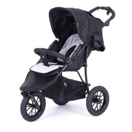 knorr-baby Kinderwagen FunSport3 Zwart-Grijs