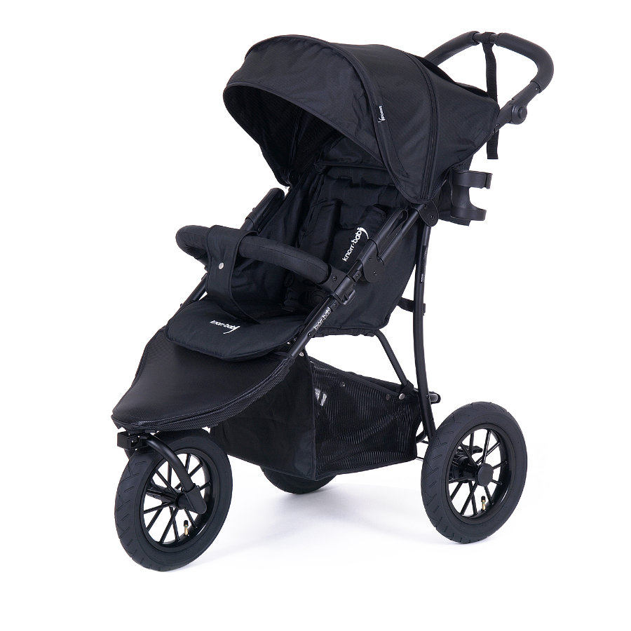 knorr-baby Kinderwagen FunSport3 Zwart
