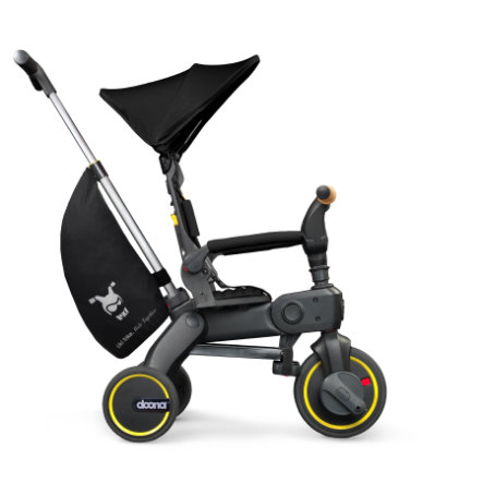 doona™ Tricycle enfant évolutif Liki S5 - Nitro Black