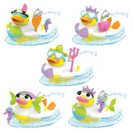 Yookidoo™ Wasserspiel Jet Duck® Meerjungfrau