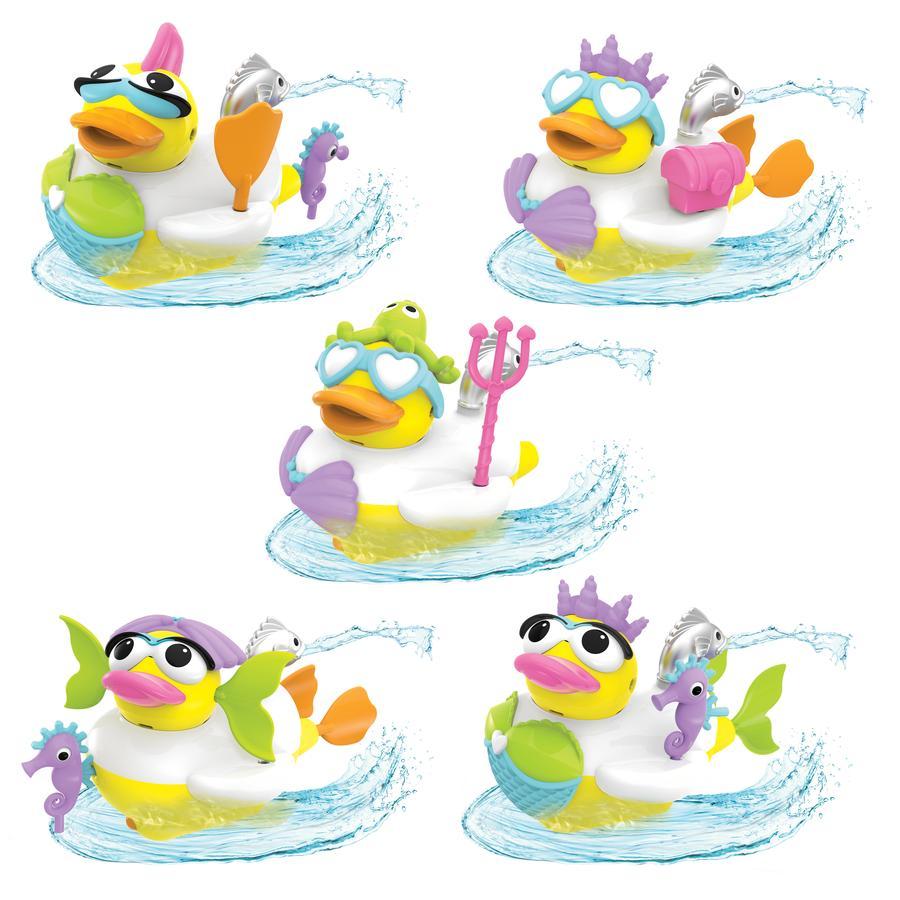 Yookidoo ™ -vedessä on Jet Duck® merenneito