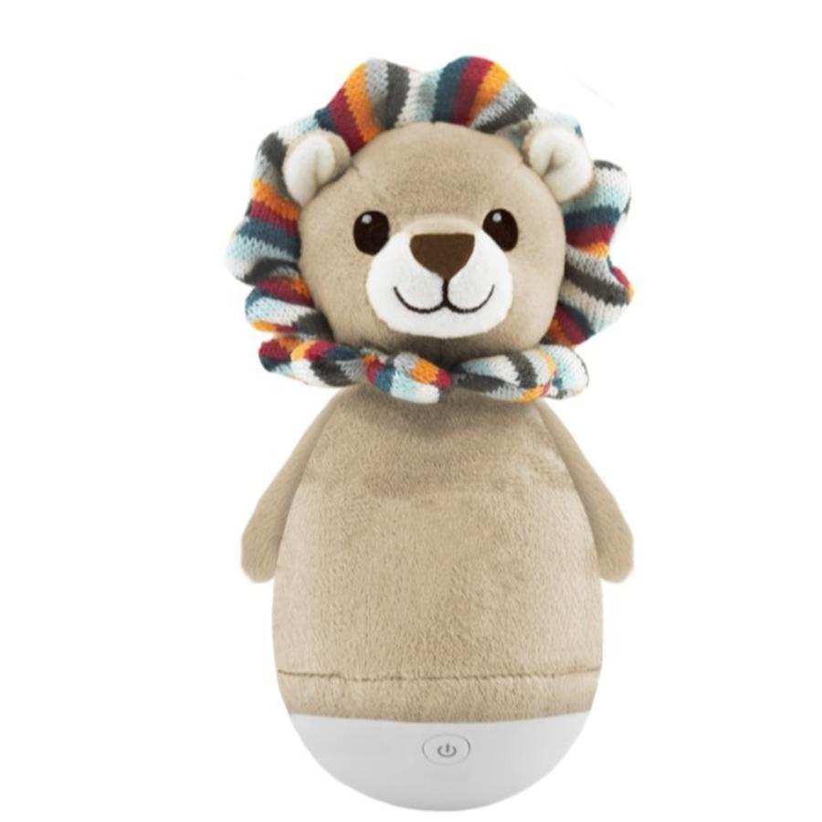 ZAZU Veilleuse culbuto lion Lex
