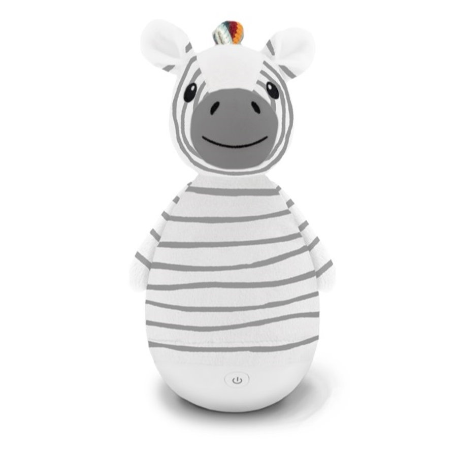 ZAZU Staande pop nachtlampje Zebra Zack