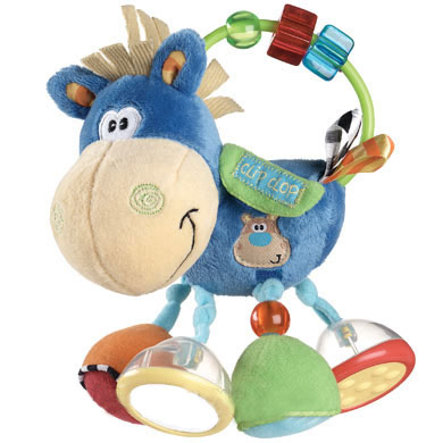 PLAYGRO Pony Rattle