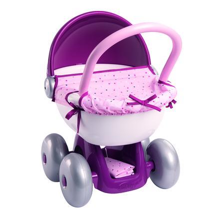 Smoby Bebé - Cochecito de muñeca