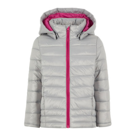 name it Girls Jacke NMFMOVE frost gray