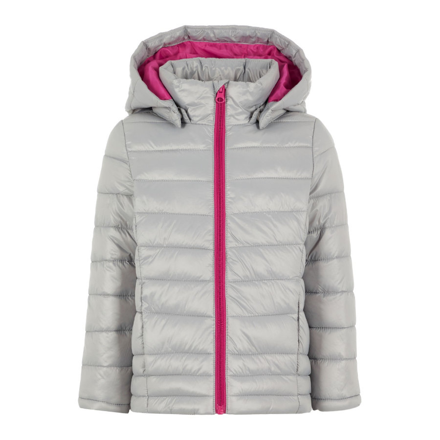 name it Girls Chaqueta Move frost gris