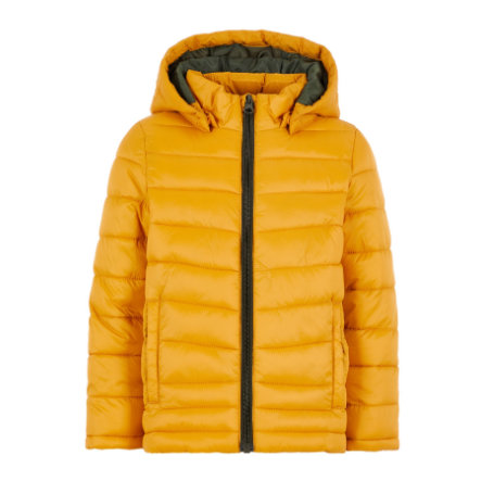 name it Veste Garçons Move  golden orange