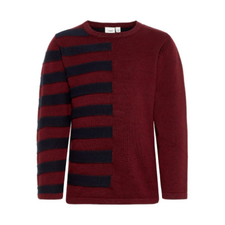 name it Boys Pullover NMMNUELON cabernet