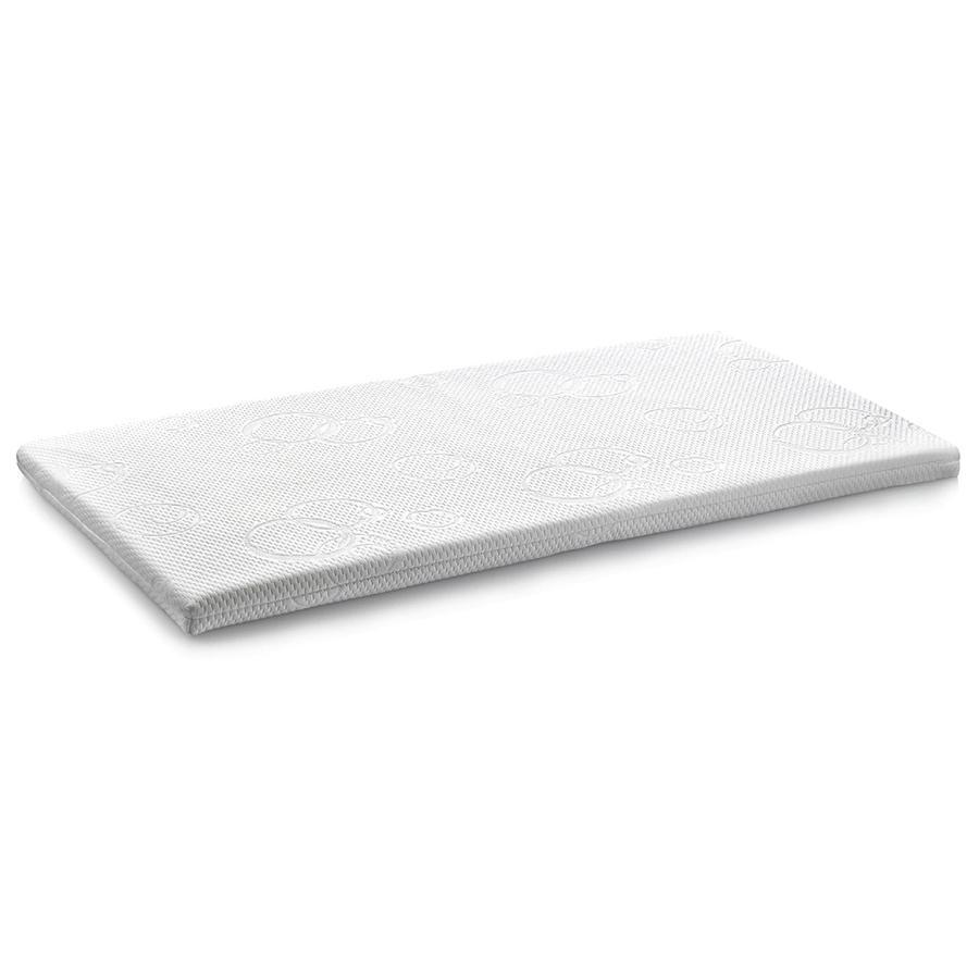 babyJem dětská matrace universal bílá 120  x 60 cm