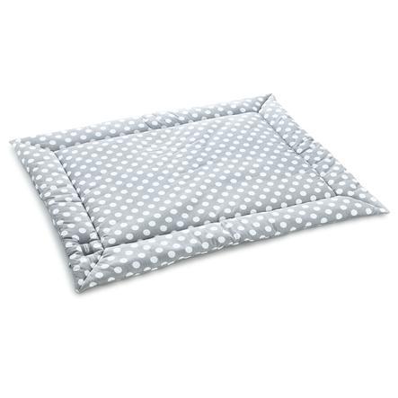 babyJem dětská deka šedá 80 x 100 cm