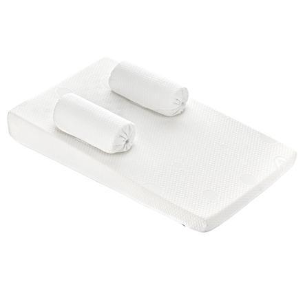 babyJem Baby Reflux Cushion white