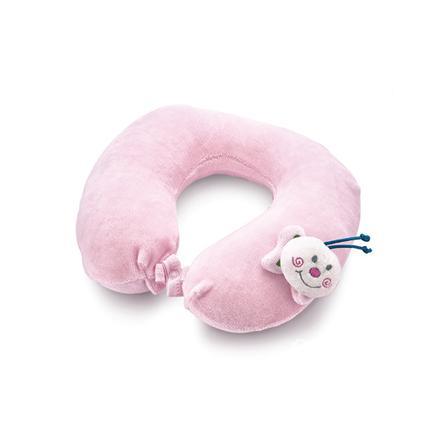 babyJem Reise Nackenkissen pink