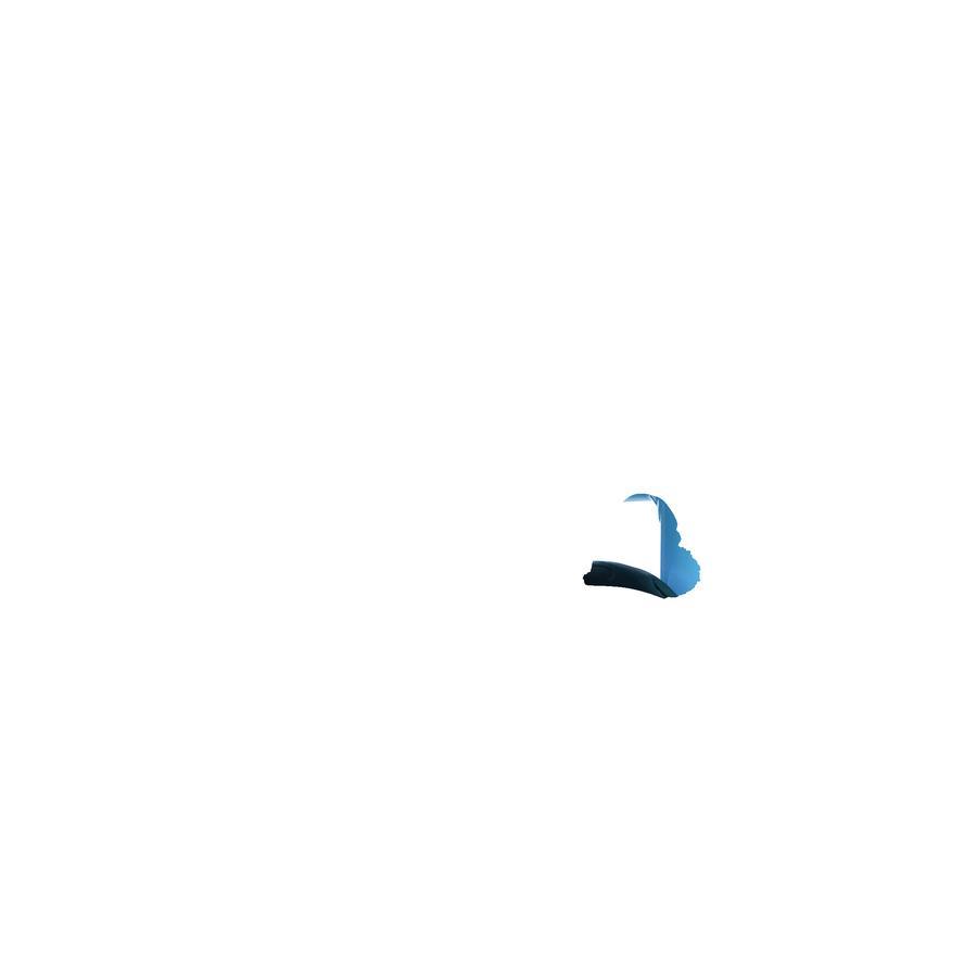 Smoby Rookie gåcykel, lyserød