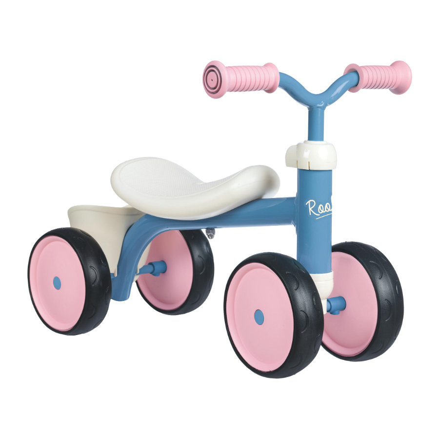 Smoby Rookie glidare, rosa