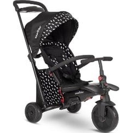 smarTrike® Tricycle enfant évolutif smarTfold™ 7en1 600S, noir