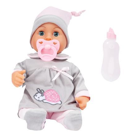 bayer Design Babypuppe First Words Baby 38 cm