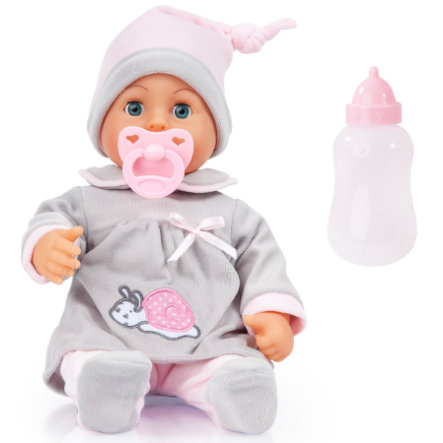 bayer Design Poupon First Words Baby, 38 cm