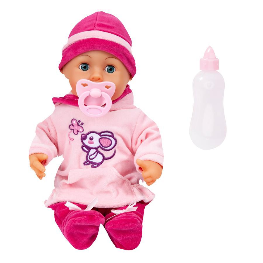 bayer Design Babypuppe First Words Baby, 38 cm