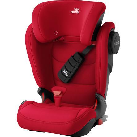 Britax Römer Kindersitz Kidfix III S Fire Red